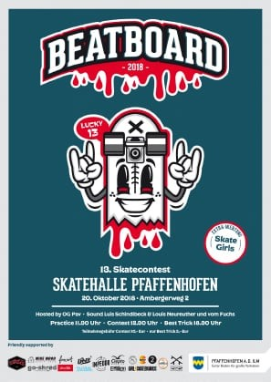 Thumbnail for Beatboard Skatecontest 2018